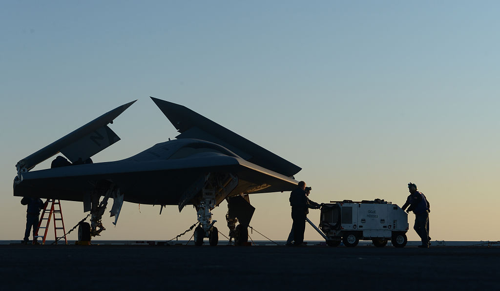 Autonomy in weapons systems: playing catch up with technology