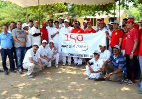 ICRC Celebrates World Red Cross day!