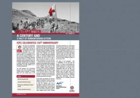 ICRC New Delhi Newsletter – Summer 2013