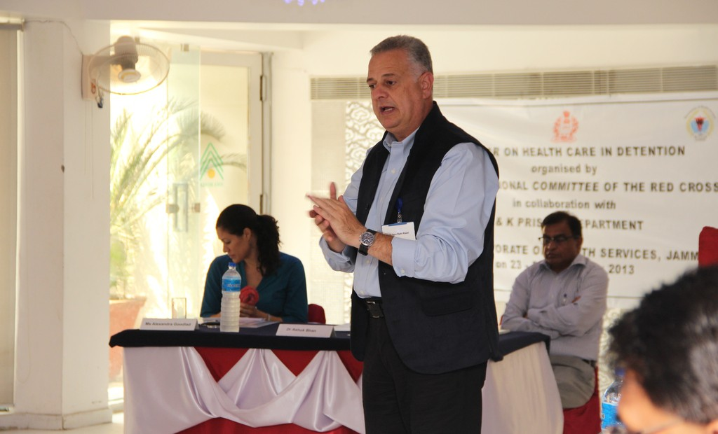 Seminar on Health Care in Detention