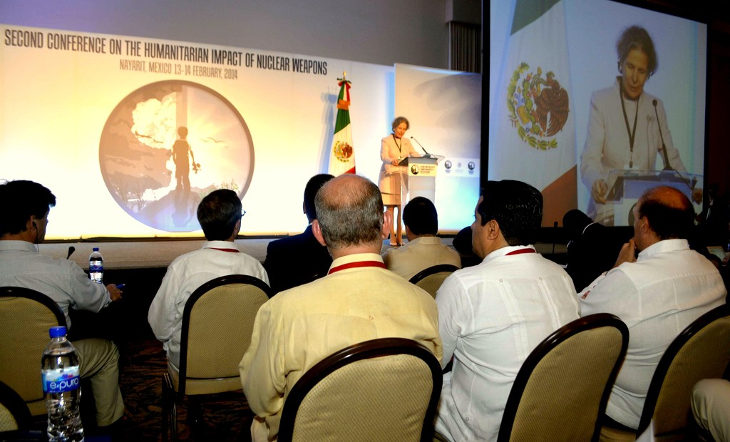 nayarit conference on the humanitarian impact of The conference provided an arena for a fact-based discussion of the humanitarian and developmental consequences of a nuclear a number of states expressed an interest in further exploring these issues, and broaden the discourse on the humanitarian impact of nuclear weapons.