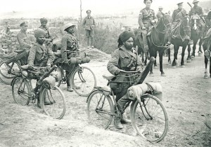 Indian Soldiers in France 1916. ©USI of India