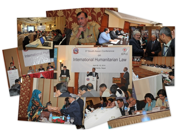 Photo gallery — 5th South Asian Conference on International Humanitarian Law