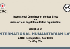 ICRC-AALCO workshop to confer on challenges facing IHL