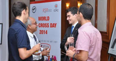World Red Cross Red Crescent Day: 'This is a day to remember the power of an individual act of kindness…'