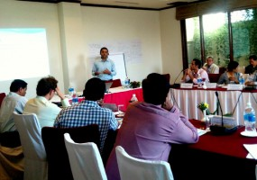 Workshop for National Societies offering Restoring Family Links services to Foreign Detainees held in Kathmandu