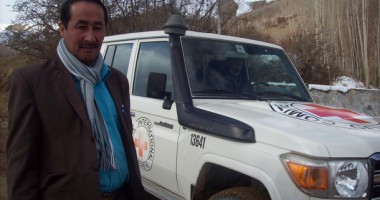 My Red Crescent Story: ICRC helps Aziz walk again in Bamiyan