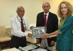ICRC seeks to discuss IHL and challenges of contemporary armed conflicts in South Asia