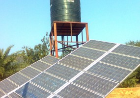 ICRC workshop to boost government initiative for solar water pumps in rural India