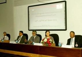 ICRC, KDU Sri Lanka hold 3-day workshop on IHL in Colombo