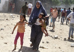 Gaza: ICRC head of office gives update on humanitarian situation