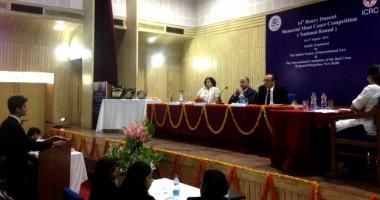 NLU Jodhpur retains Henry Dunant Moot Competition Trophy