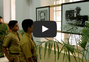 150 Years of Humanitarian Action: Photo exhibition showcased in Bangalore school