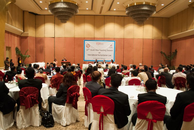 25th South Asia Teaching Session on IHL to be held in Kathmandu
