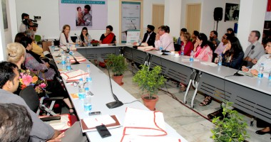 Tiffin Talk: ICRC New Delhi sets ball rolling for series of informal chats on humanitarianism