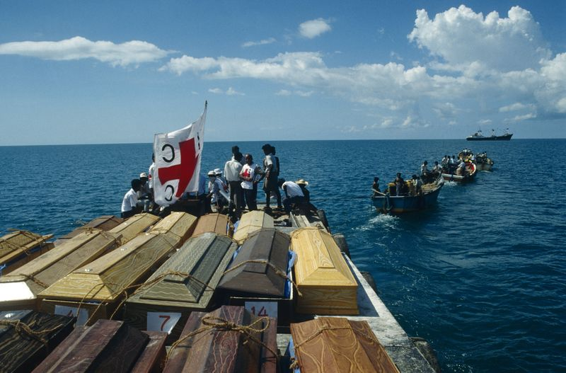 Holding hands, rebuilding lives: ICRC completes 25 years in Sri Lanka