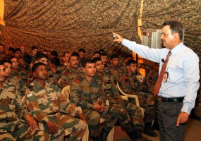 Photo gallery: ICRC conducts IHL training for Indian Army battalion ahead of UN Mission to South Sudan