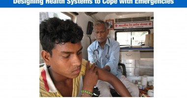 ICRC announces panel discussion on 'Designing health systems to cope with emergencies'