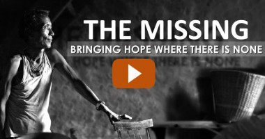 The Missing: Bringing hope where there is none