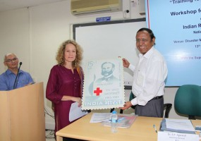 Red Cross Movement Partners hold training to boost Restoring Family Links programme