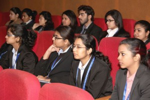 A cross section of audience at the session. ©ICRC, A Bhatia