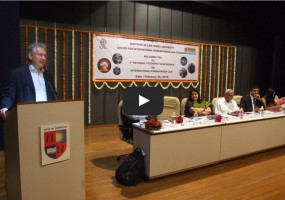 Students' Conference on IHL Gets Fillip as 14 Universities Participate