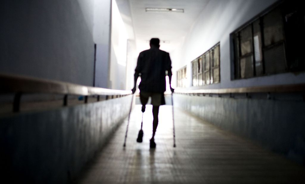How the War Disabled Cope in Time of Peace