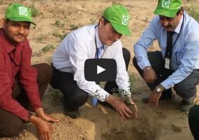 ICRC Environmental Efforts Rewarded