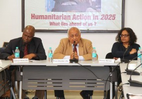 Humanitarian Action in 2025…What lies ahead of us?
