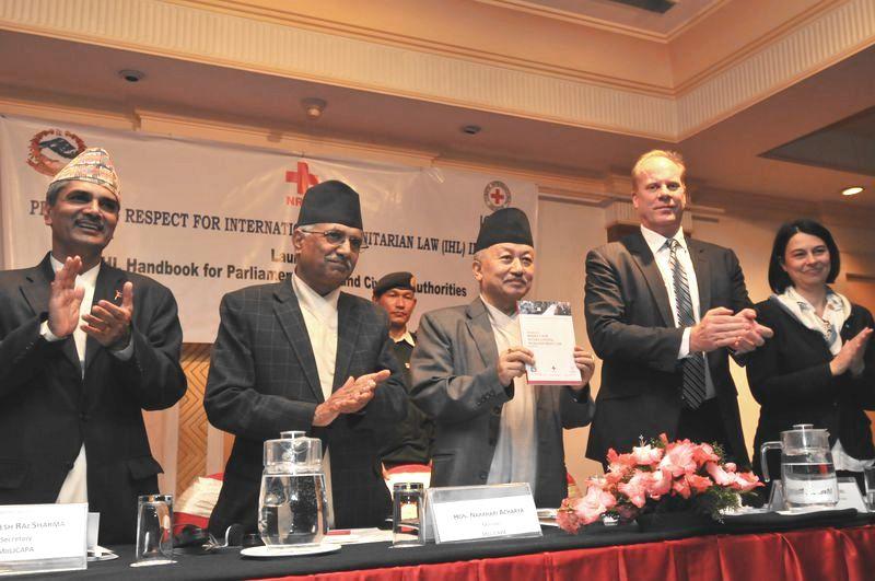 New Handbook to Promote International Humanitarian Law in Nepal