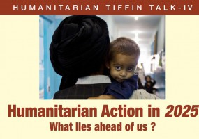 ICRC announces Humanitarian Tiffin Talk IV on 'Humanitarian Action in 2025'