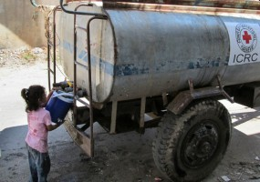War Pushing Water Shortages to Breaking Point in Middle East – ICRC report
