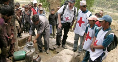 ICRC and Nepal Red Cross Society – Mitigating Disasters in Nepal