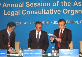 ICRC-AALCO Special Issue on Cyber Warfare & IHL Launched in Beijing