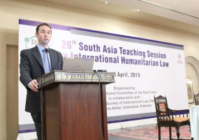 In Pictures: 26th South Asia Teaching Session on International Humanitarian Law