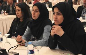Participants have come from Bhutan, Bangladesh, Nepal, India, Afghanistan, Sri Lanka, Maldives and Pakistan. ©ICRC