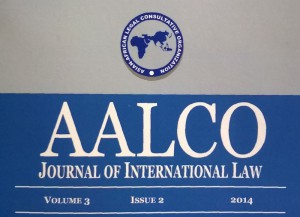 This issue addresses a wide variety of legal issues emanating from cyber operations in armed conflict.