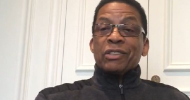 Herbie Hancock Calls for Protection of Red Cross Health Workers & Aid Volunteers