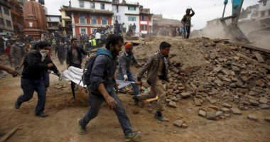 Nepal Earthquake: Red Cross Movement's Frontline Response & Efforts to Restore Contact between People