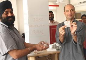 Winners of ICRC New Delhi Blog 1st Anniversary Quiz
