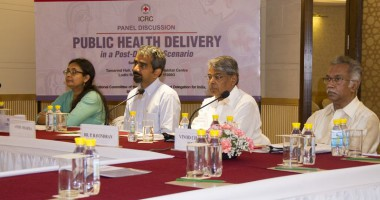 Snapshots from Discussion on Public Health Delivery in a Post-Disaster Scenario