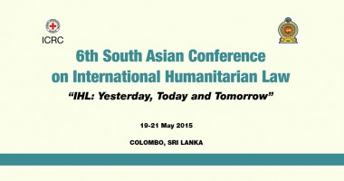 6th South Asian Conference on IHL Kicks Off in Colombo
