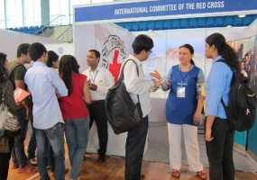 Youth Keen to be Part of the Humanitarian Community