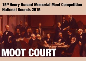 15th Henry Dunant Memorial Moot Court Competition Announced
