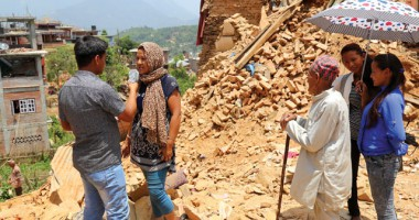 Rebuilding Communities – Radio's Vital Role in Post-Quake Nepal