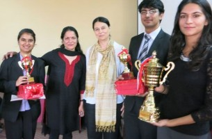 Nepal Moot Court Competition: KSL's Winning Streak Continues