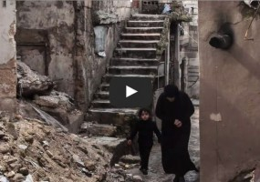 Syria: Survival in the Devastated City of Aleppo