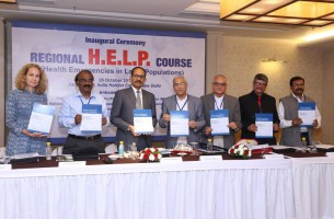 Snapshots: Course for Managing Relief Operations in Disasters