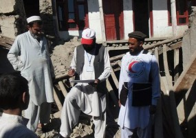 Afghanistan / Pakistan: Earthquake Injures over 2000 People
