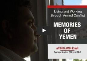 Memories of Yemen – Living and Working through Armed Conflict
